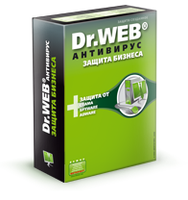 Dr.Web® Anti-virus Enterprise Suite (ES), лицензия на 5ПК, на 1 год