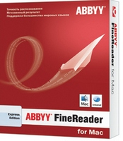 ABBYY FineReader Express Edition for Mac. Лицензия на дополнительное рабочее место