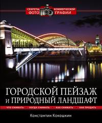 Купить книгу почтой в интернет магазине Книга Городской пейзаж и природный ландшафт. Кокошкин К.П.