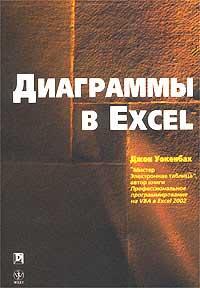 Купить книгу почтой в интернет магазине Книга Диаграммы в Excel. Джон Уокенбах. 2003